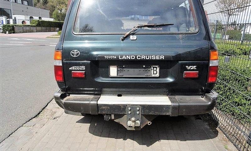 Toyota Landcruiser turbo VX automaat 5