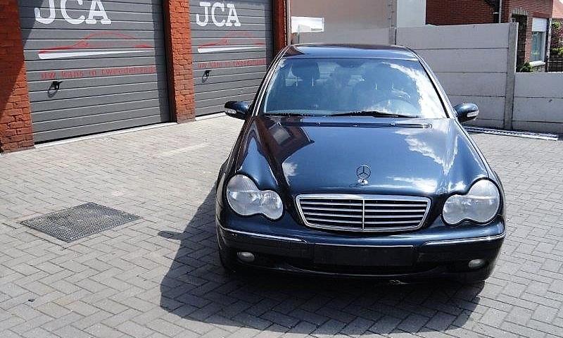 Mercedes C200 cdi elegance 1