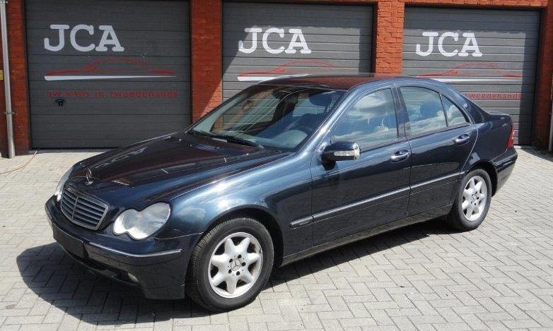 Mercedes C200 cdi elegance 2