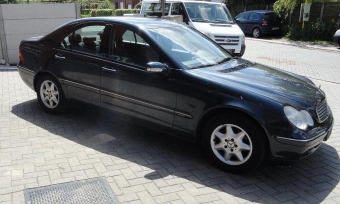 Mercedes C200 cdi elegance 3
