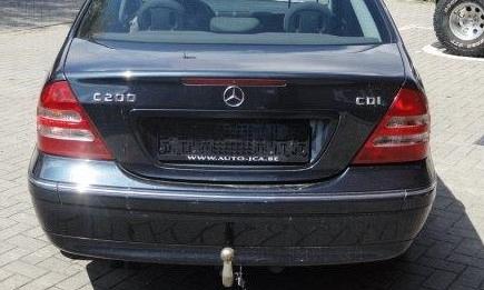 Mercedes C200 cdi elegance 4
