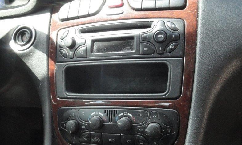 Mercedes C200 cdi elegance 9