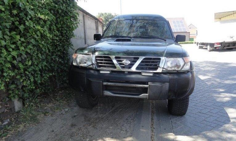Nissan Patrol GR 3.0 Di 3