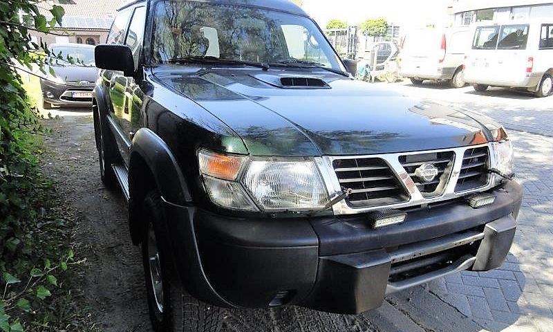 Nissan Patrol GR 3.0 Di 4