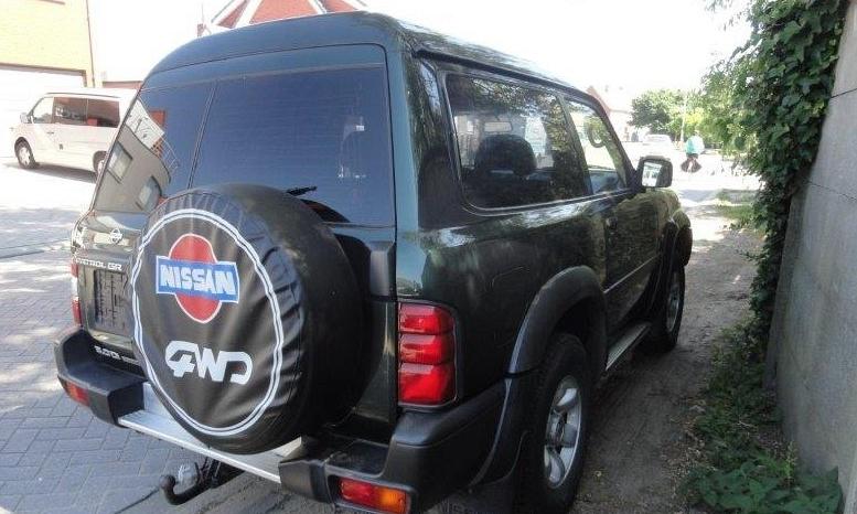 Nissan Patrol GR 3.0 Di 6
