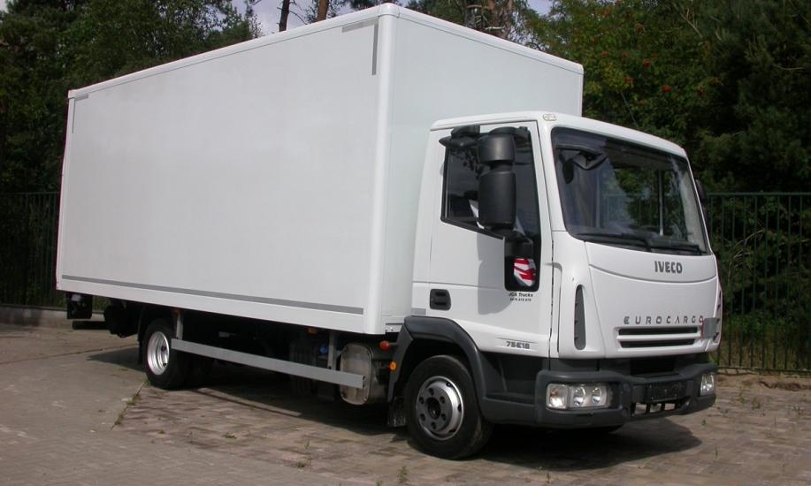 Iveco Eurocargo ML75E18 1