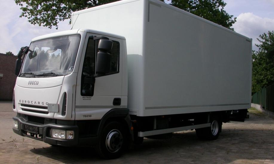 Iveco Eurocargo ML75E18 2