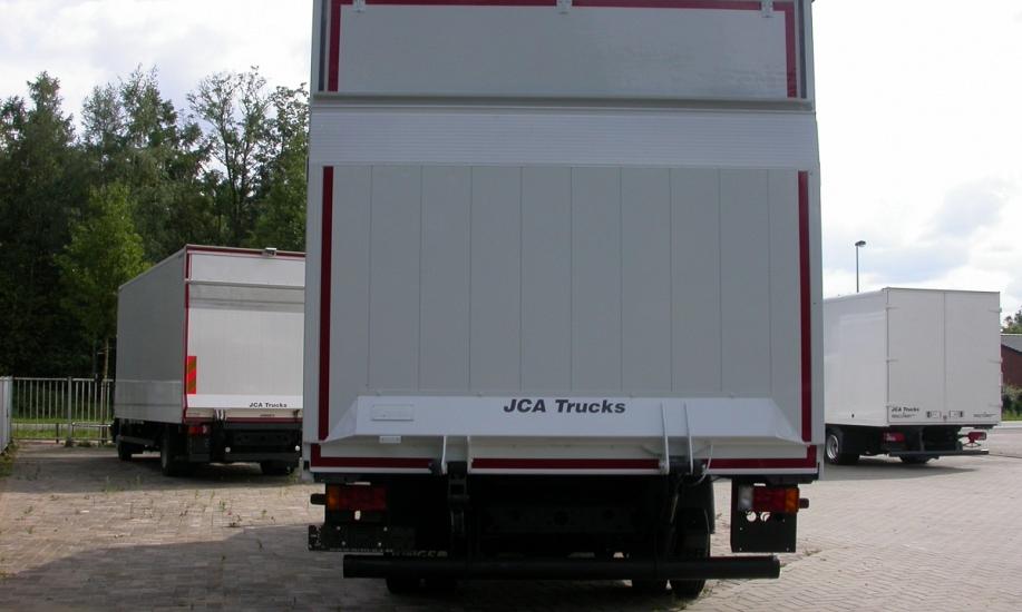 Iveco Eurocargo ML75E18 4