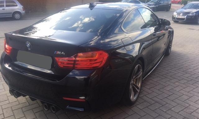 BMW M4 Coupé carbon full option 3