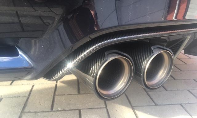 BMW M4 Coupé carbon full option 8