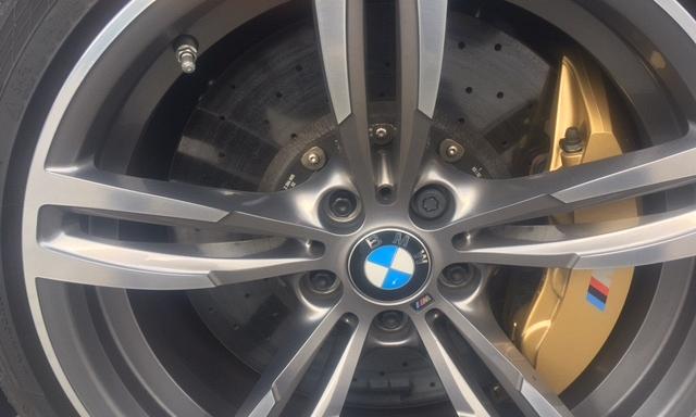 BMW M4 Coupé carbon full option 9
