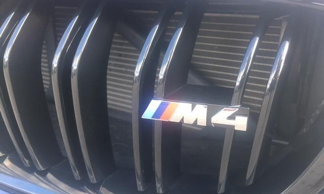 BMW M4 Coupé carbon full option 11
