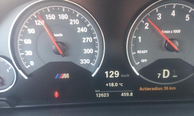 BMW M4 Coupé carbon full option 12