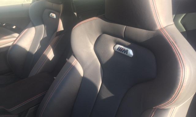 BMW M4 Coupé carbon full option 15