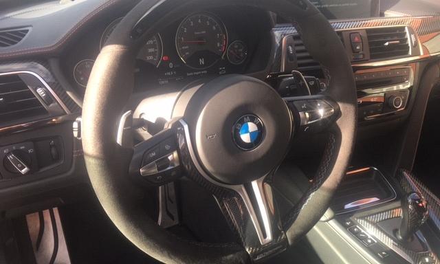 BMW M4 Coupé carbon full option 16