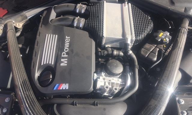 BMW M4 Coupé carbon full option 19