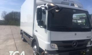 Mercedes Atego 816 koffer 5.1m E5 2