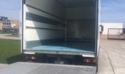 Mercedes Atego 816 koffer 5.1m E5 7
