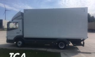 Mercedes Atego koffer 5m 2012 2