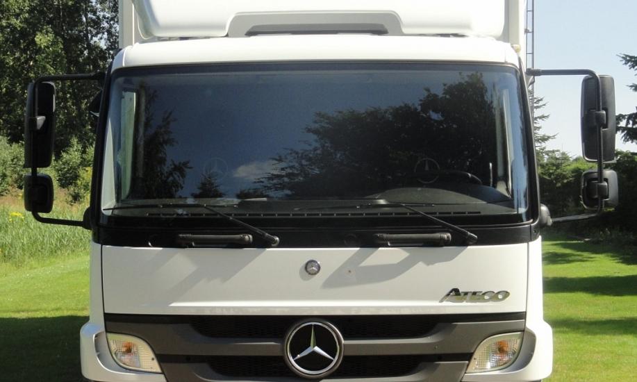 Mercedes Atego 816 koffer 5.5m 1
