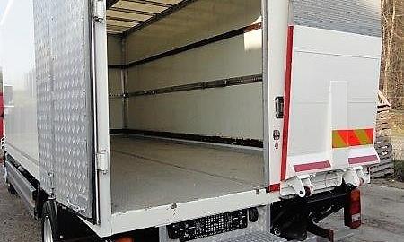 Mercedes Atego 816 koffer 5.5m 5