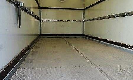 Mercedes Atego 816 koffer 5.5m 6
