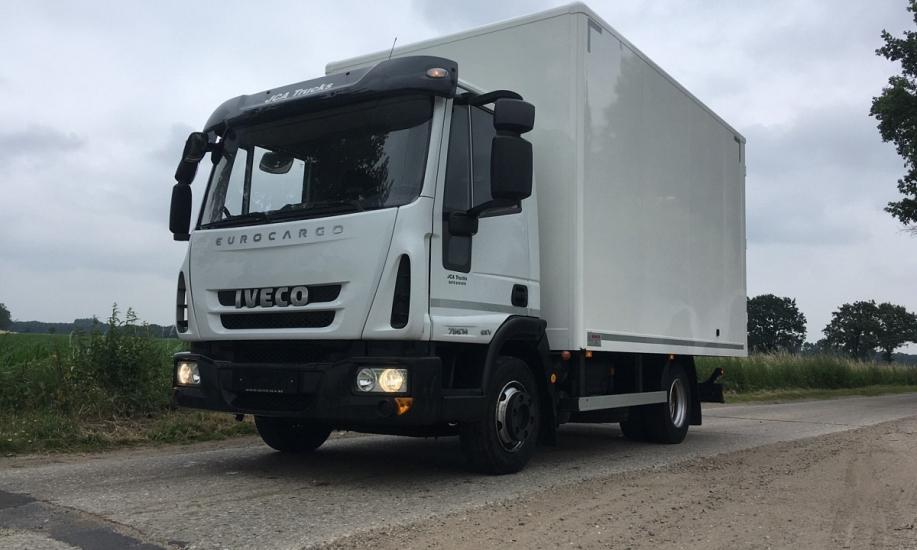 Iveco Eurocargo 75E14 koffer 4.3m 1