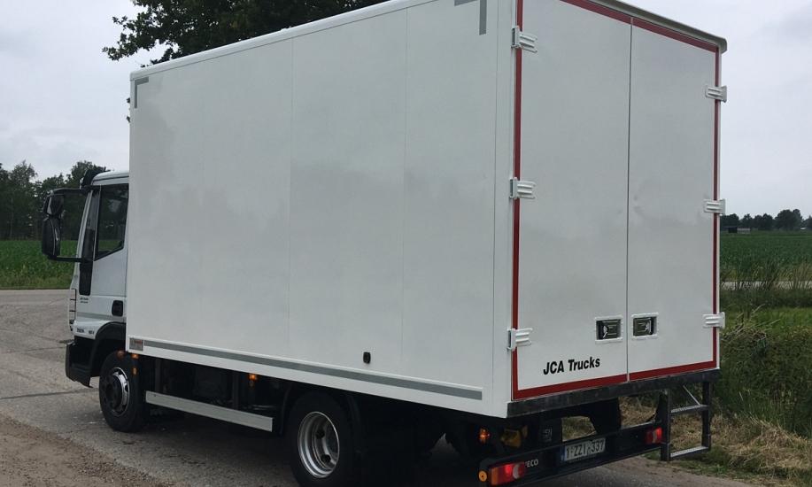 Iveco Eurocargo 75E14 koffer 4.3m 7