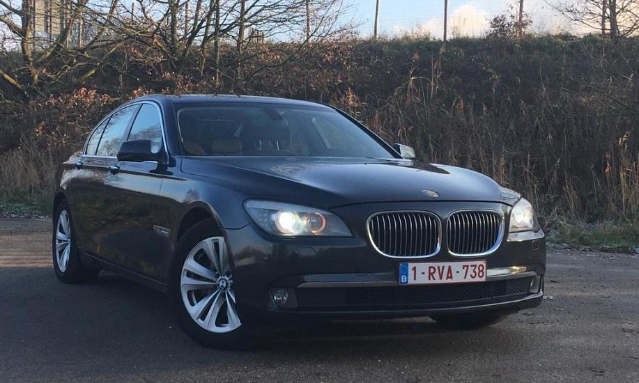 BMW 730 1