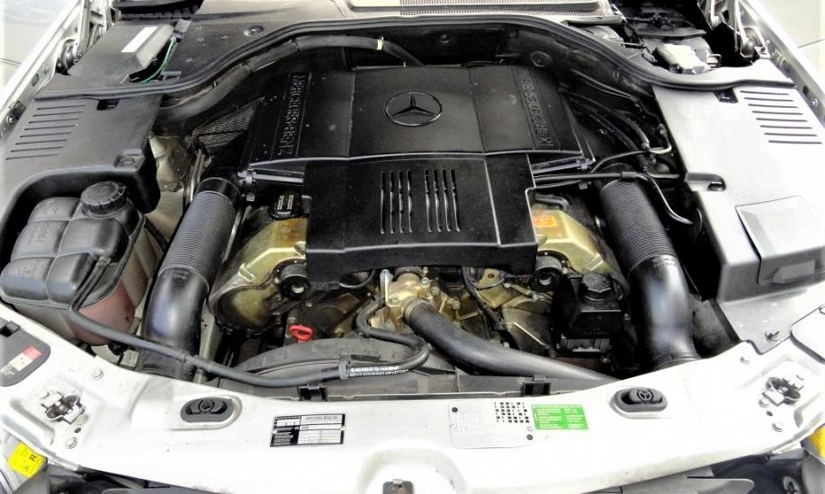 Mercedes CL 500 3