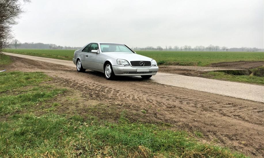 Mercedes CL 500 7