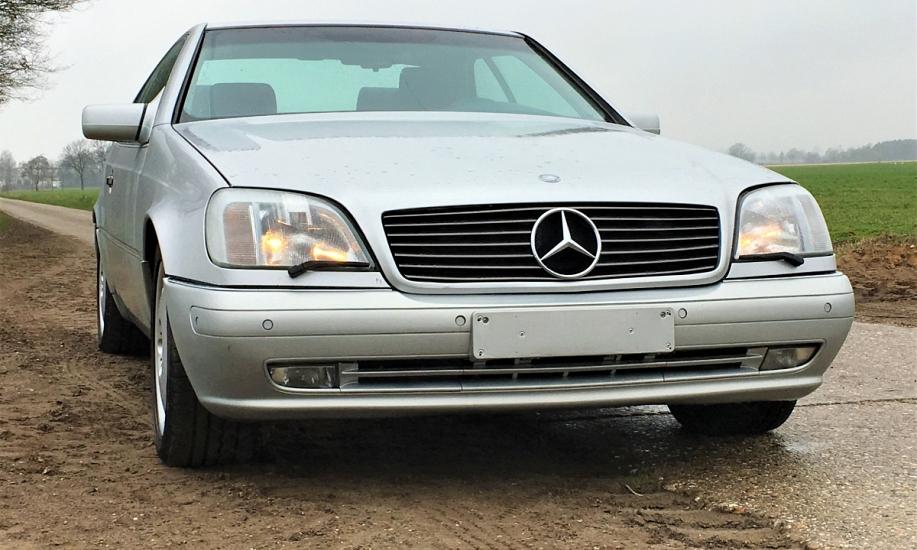 Mercedes CL 500 8