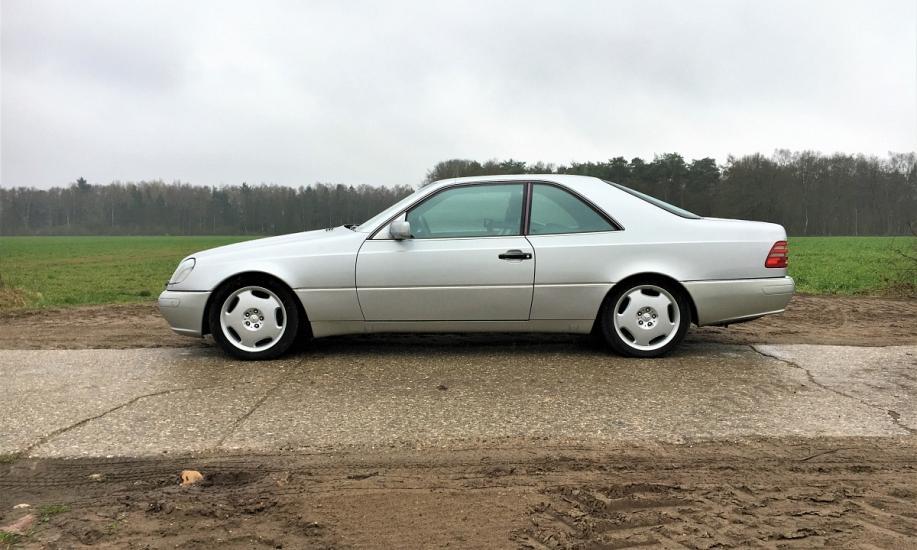 Mercedes CL 500 9