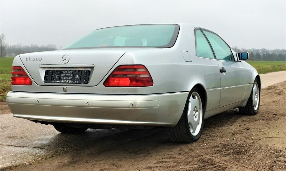 Mercedes CL 500 11