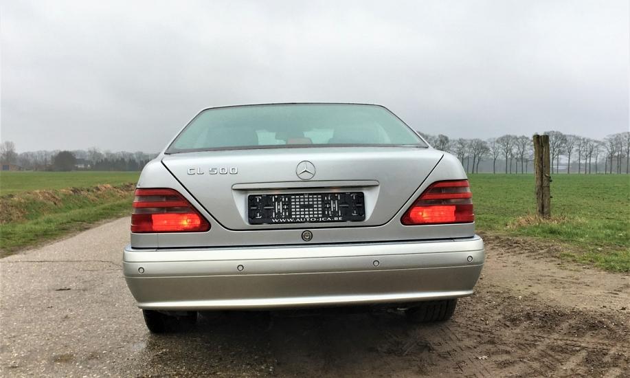 Mercedes CL 500 12