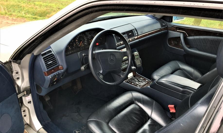 Mercedes CL 500 14