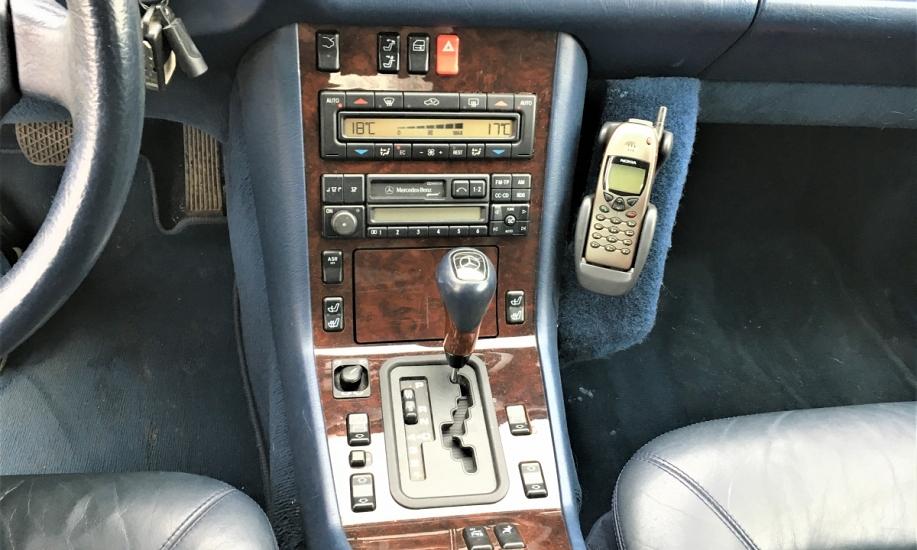 Mercedes CL 500 15