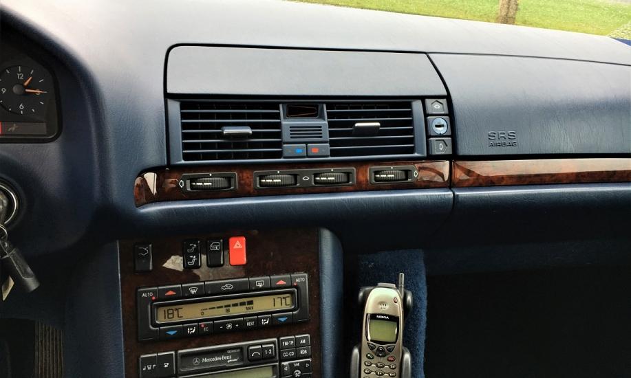Mercedes CL 500 16