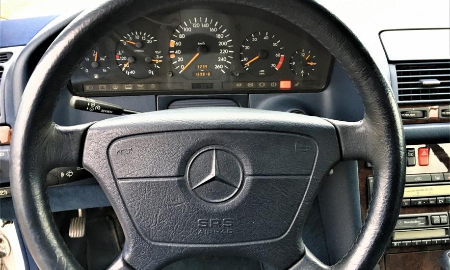 Mercedes CL 500 19