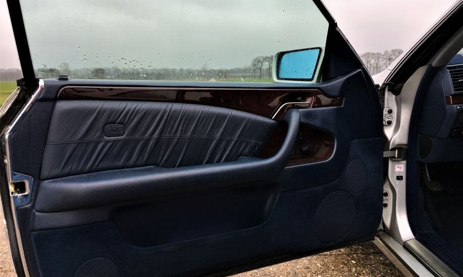 Mercedes CL 500 20