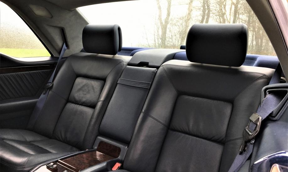 Mercedes CL 500 21
