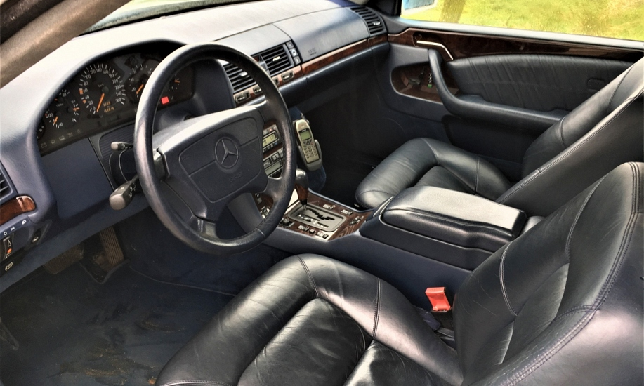 Mercedes CL 500 25