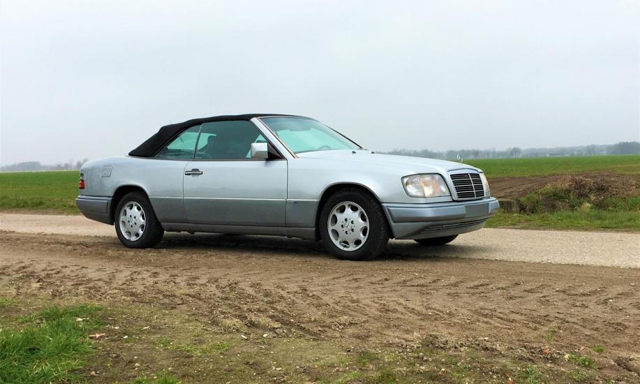 Mercedes E cabriolet 2