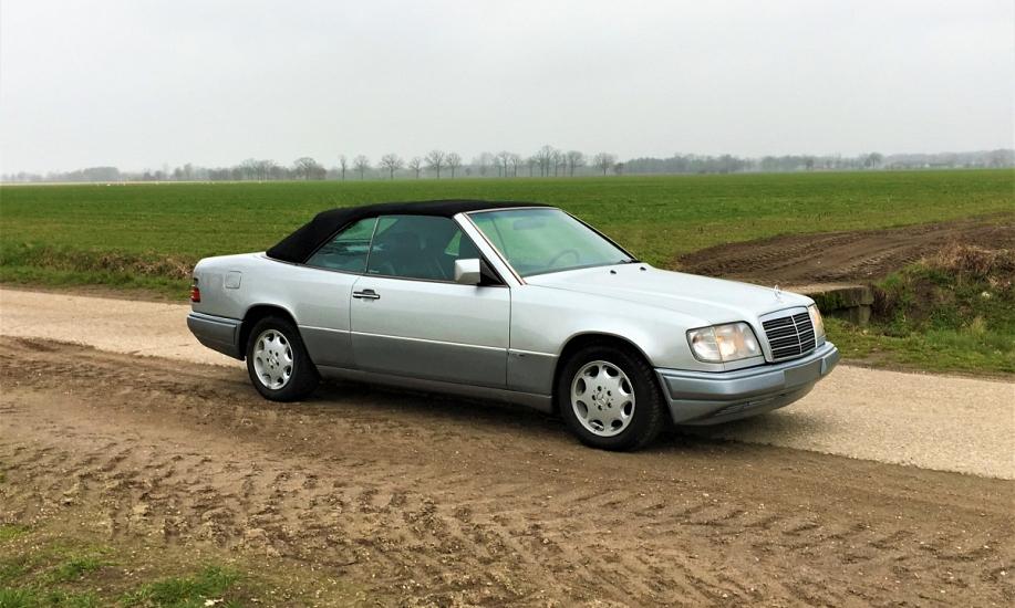 Mercedes E cabriolet 1