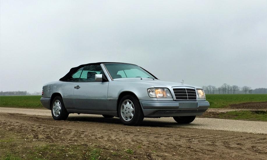 Mercedes E cabriolet 3