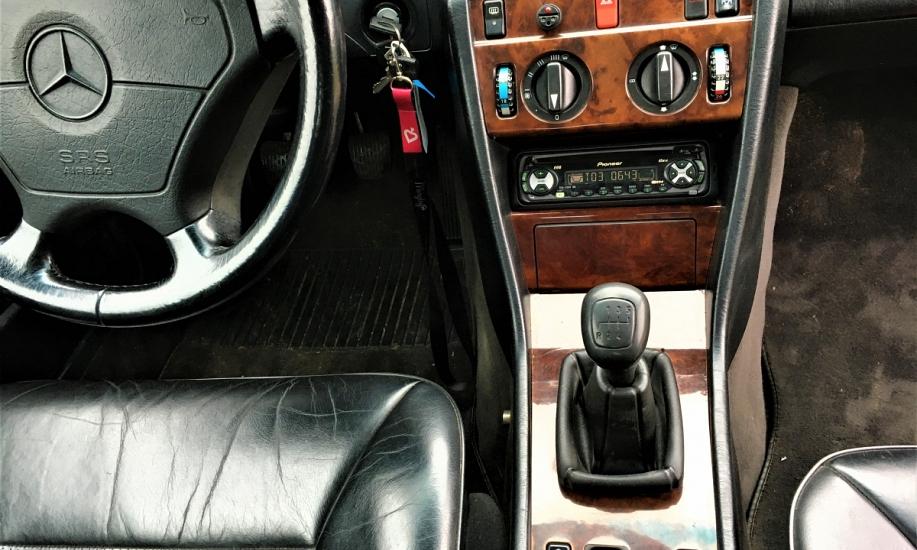 Mercedes E cabriolet 9