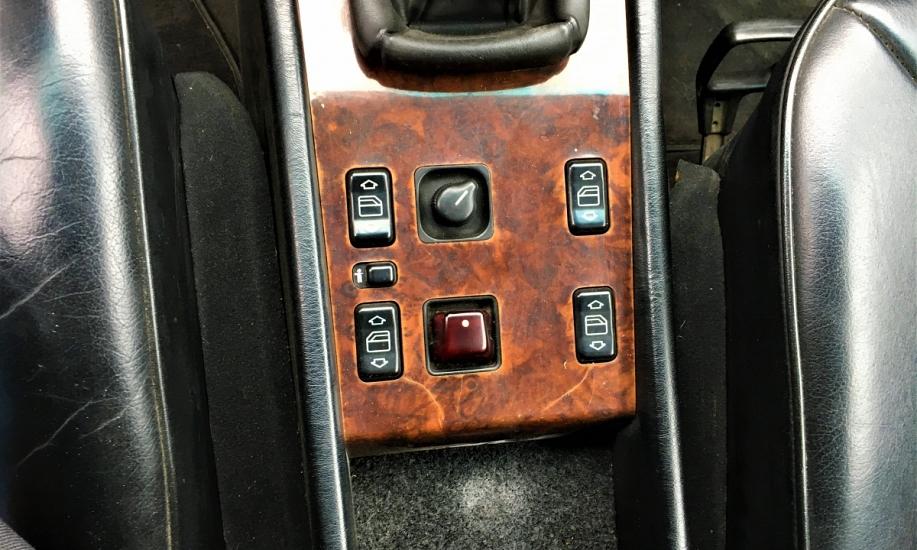 Mercedes E cabriolet 10