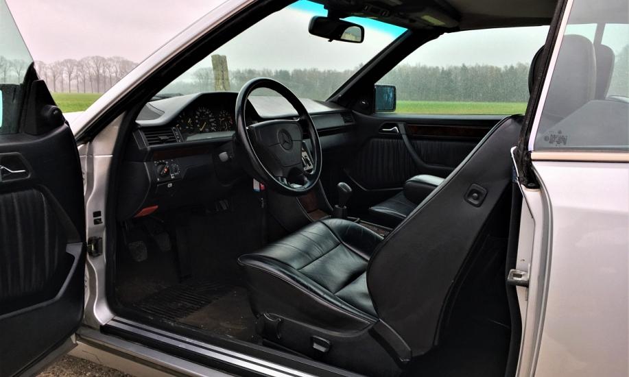 Mercedes E cabriolet 13