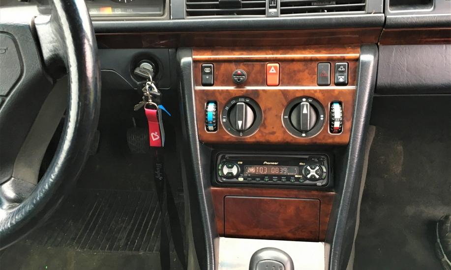 Mercedes E cabriolet 15