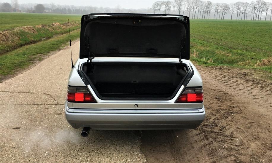 Mercedes E cabriolet 16